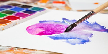 School Holiday Watercolour Workshop tickets