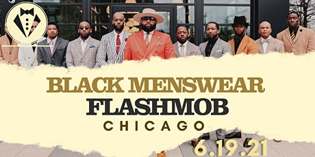 Black Menswear FlashMob Chicago tickets