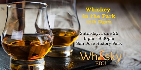Whisky in the Park tickets