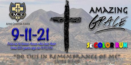 Amazing Grace Race 2021 on 9.11.21 tickets