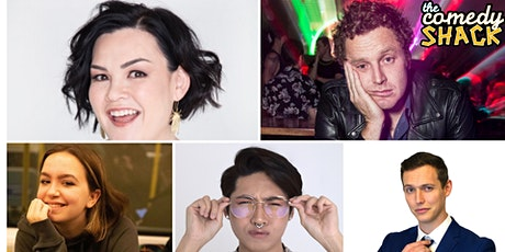 COMEDY SHACK - Fremantle tickets