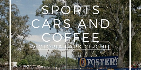 SCDSA Sports Cars and Coffee tickets