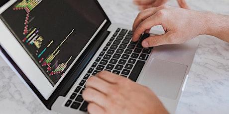 Website building – HTML first steps tickets