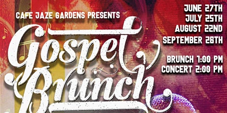 Gospel Brunch Sunday Experience tickets