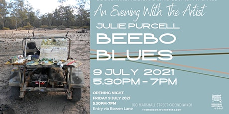 Beebo Blues -  Julie Purcell Art Exhibition Opening tickets