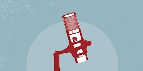 Author talk   Sharing the mic: Community access radio in Aotearoa NZ tickets