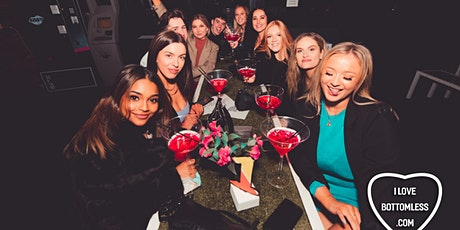 BOTTOMLESS COCKTAILS AT TOP YARD tickets