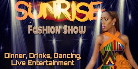 Sunrise Fashion Show tickets