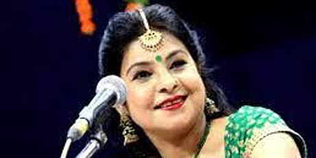 Online recital by Vd Malini Awasthi tickets