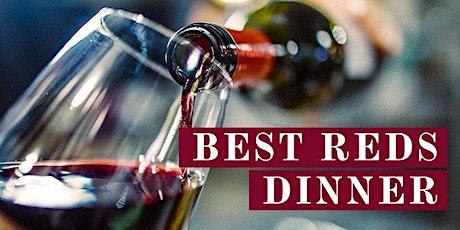 Best Reds Dinner | Sydney tickets