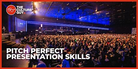 Pitch Perfect Presentation Skills tickets
