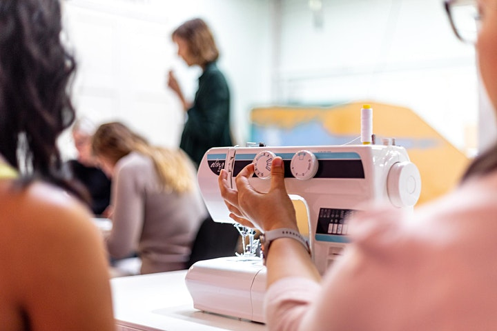 Sewing for Beginners: An introduction to Garment Making image