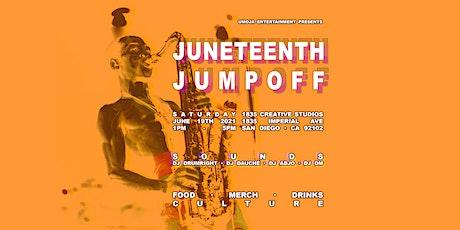 Umoja Ent Presents: Juneteenth Jumpoff tickets