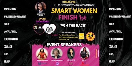 Smart Women Finish 1st (Empowerment Event) tickets