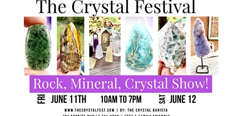 The Crystal Festival: In The Great Outdoors tickets