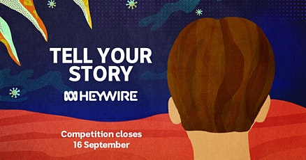 Heywire  Story Telling Workshop with Katie McAllister tickets