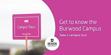 Trimester 2 Orientation - Melbourne Burwood Campus Tours tickets