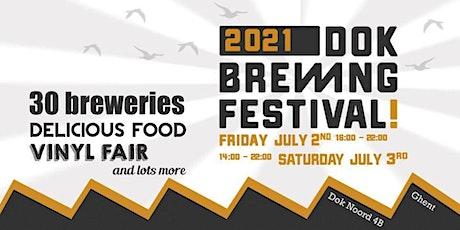Dok Brewing Festival tickets