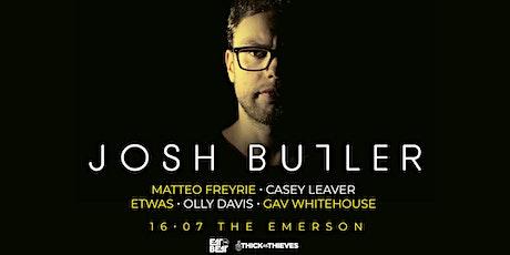Eat The Beat Presents : JOSH BUTLER tickets