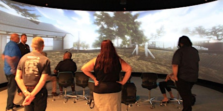 In Conversation – Missions Connect Virtual Reality Experience tickets