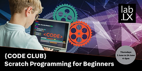 Code Club - Scratch Programming for Beginners tickets
