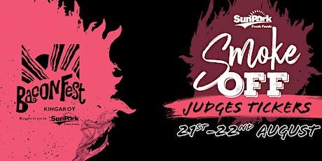 SunPork Smoke-Off Judging tickets
