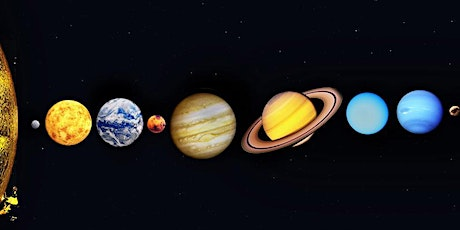 Sans Souci Library - School Holiday Activity- Mysteries of the Solar System tickets