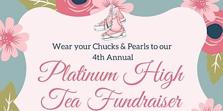 Platinum High Tea Fundraiser tickets