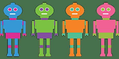 USC Fraser Coast eDiscovery School Holiday Program: Lotsa Bots tickets