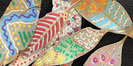 Aboriginal Art workshops - Newcastle (City) Library - School Holidays tickets
