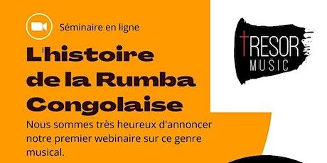 L'histoire de la rumba congolaise billets