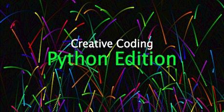Creative Coding - Python Edition tickets