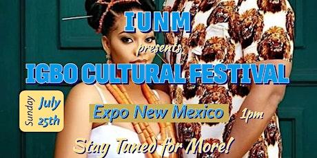 Igbo Cultural Festival tickets