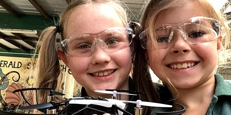 USC Fraser Coast: eDiscovery School Holiday Program - Indoor Micro Drones tickets