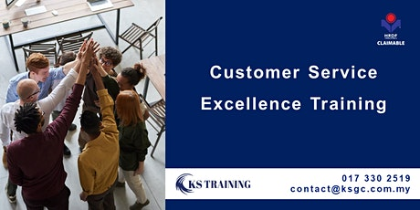Excellent Customer Service Training (HRDF Claimable) tickets