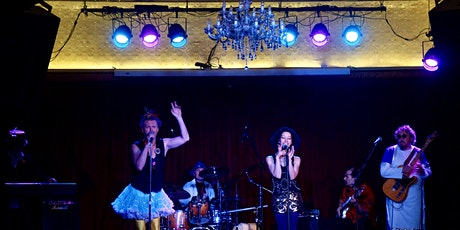 THE FUNK KLUB @ The Carrington's BAROQUE ROOM tickets