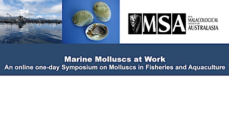 Marine molluscs at work: Molluscs in Fisheries and Aquaculture tickets