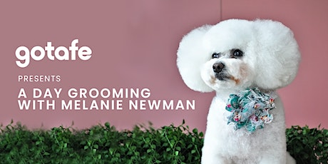 A Day Grooming With Melanie Newman tickets
