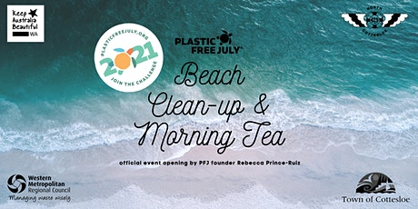 Plastic Free July Beach Clean-up & Morning Tea tickets