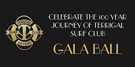 Terrigal Surf Club 100 Year Gala Ball tickets