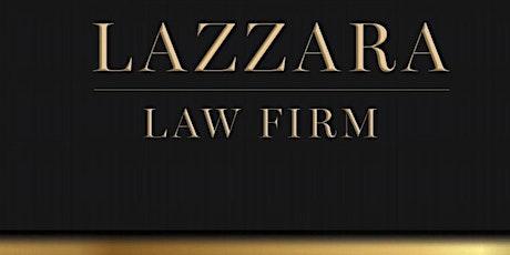 Lazzara Advanced Injury Seminar tickets