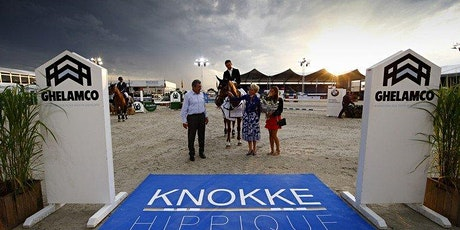 Knokke Hippique 2021 biglietti