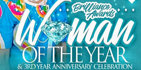 Virtual  Brilliance Awards, Woman of the Year & 3rd Anniversary Celebration tickets