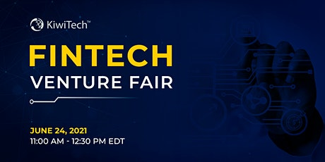 Fintech Venture Fair tickets