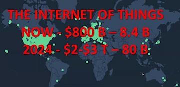 FREE Webinar AUSTRALIA:10X Income Formula Wealth = Blockchain + IoT+ Crypto image