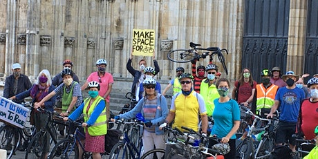 Clean Air Day Protest Ride tickets