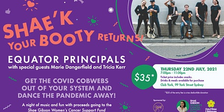 Shae'K Your Booty REBOOTED!  It's back, get ready to dance COVID away! tickets