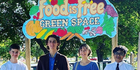 Ballarat Action Climate Co-Op & Food Is Free Inc. Garden Bed Launch tickets