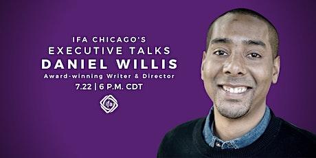 Executive Talks: Daniel Willis tickets