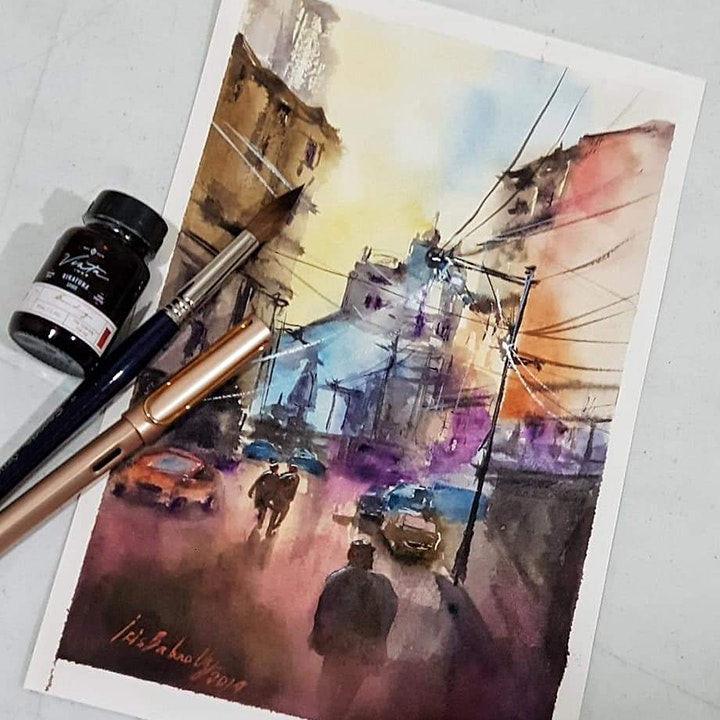 An Afternoon with Vinta Inks: Online Q&A + Demonstration image